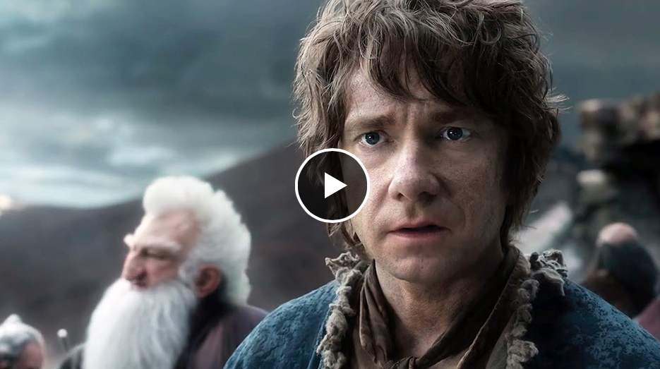 The Hobbit, Trailer Oficial.