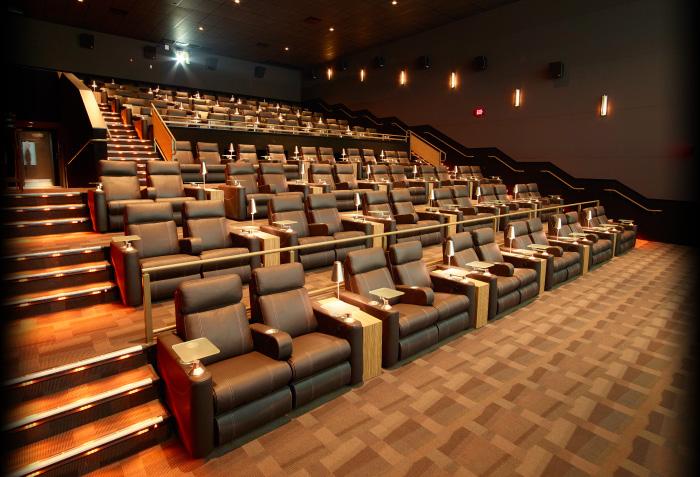 Los 10 cines más cómodos del mundo