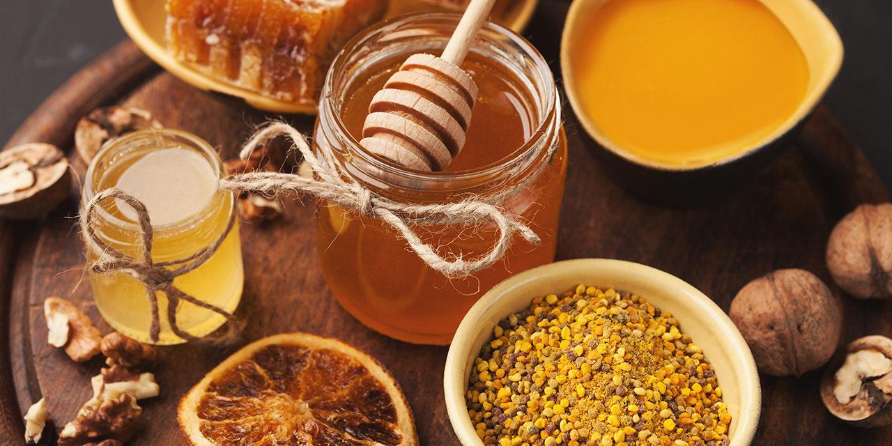 10 remedios caseros con miel de abeja