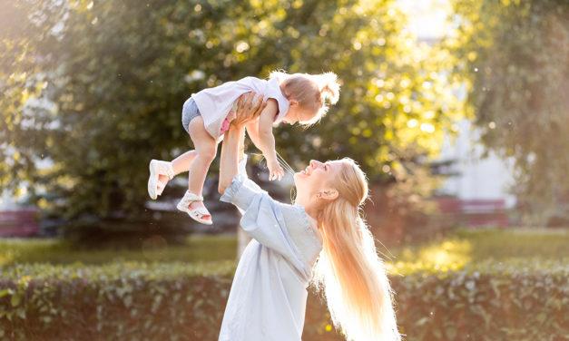 4 cosas que hacen las madres felices todos los días