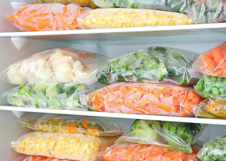 Congela tus alimentos