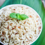 Arroz blanco o arroz integral