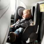 La seguridad de tus hijos en el coche