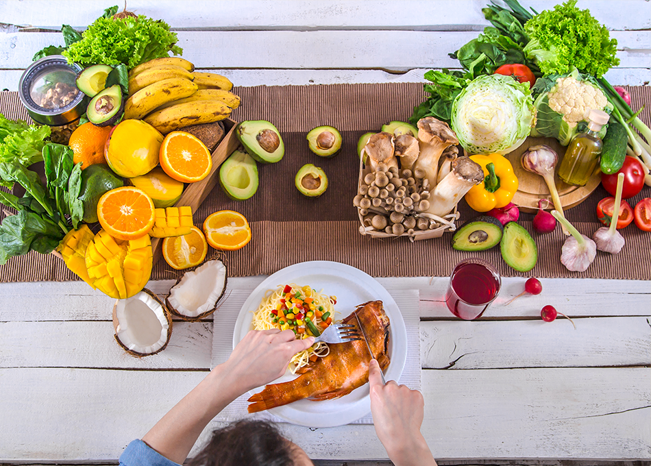 6 nutrientes básicos para subir tus defensas