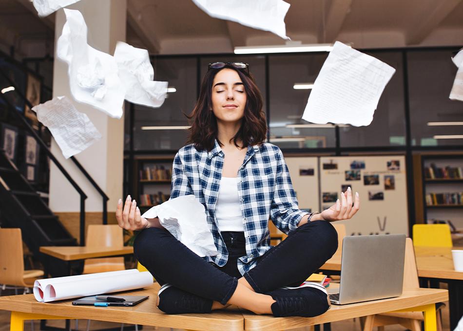 ¿Manejas el estrés o el estrés te maneja a ti?